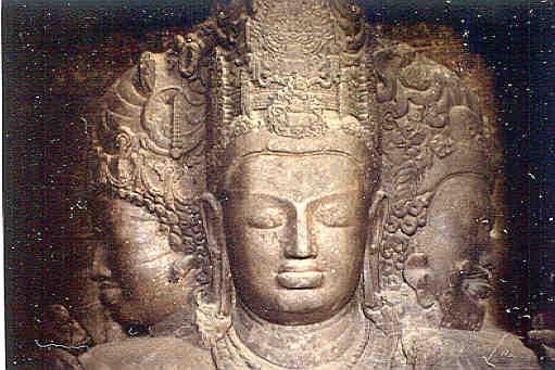 Шива. Остров Элефанта \ Elephanta. Shiva