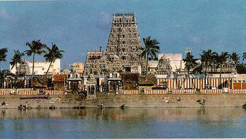 Kapaleeswarar Temple,Chennai.